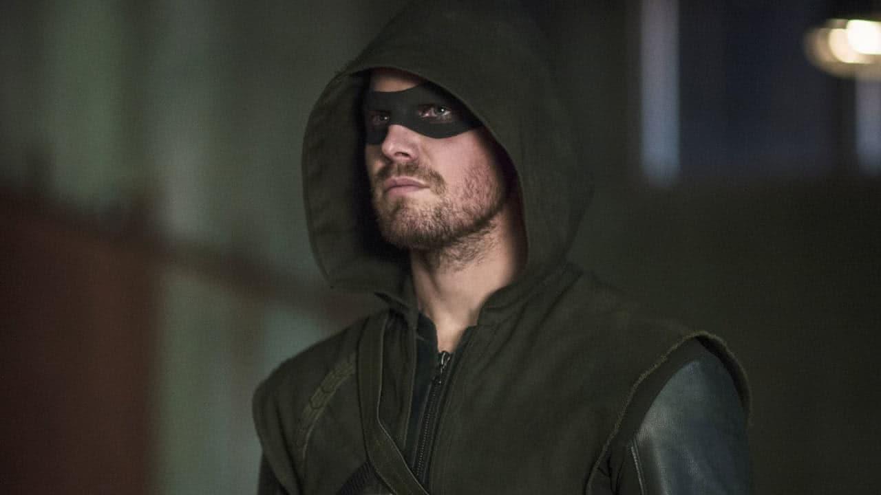 Arqueiro Verde (Stephen Amell) em Arrow