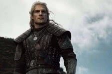 Geralt (Henry Cavill) em The Witcher [2]