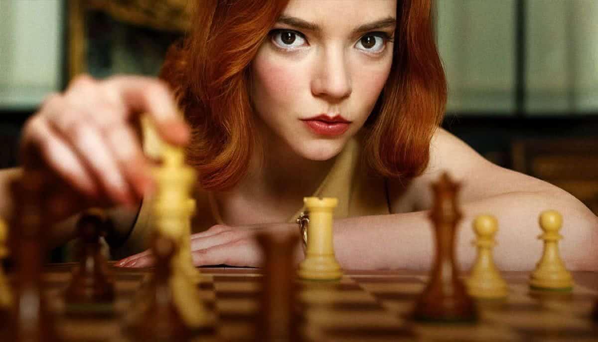 O Gambito da Rainha (Divulgação / Netflix)