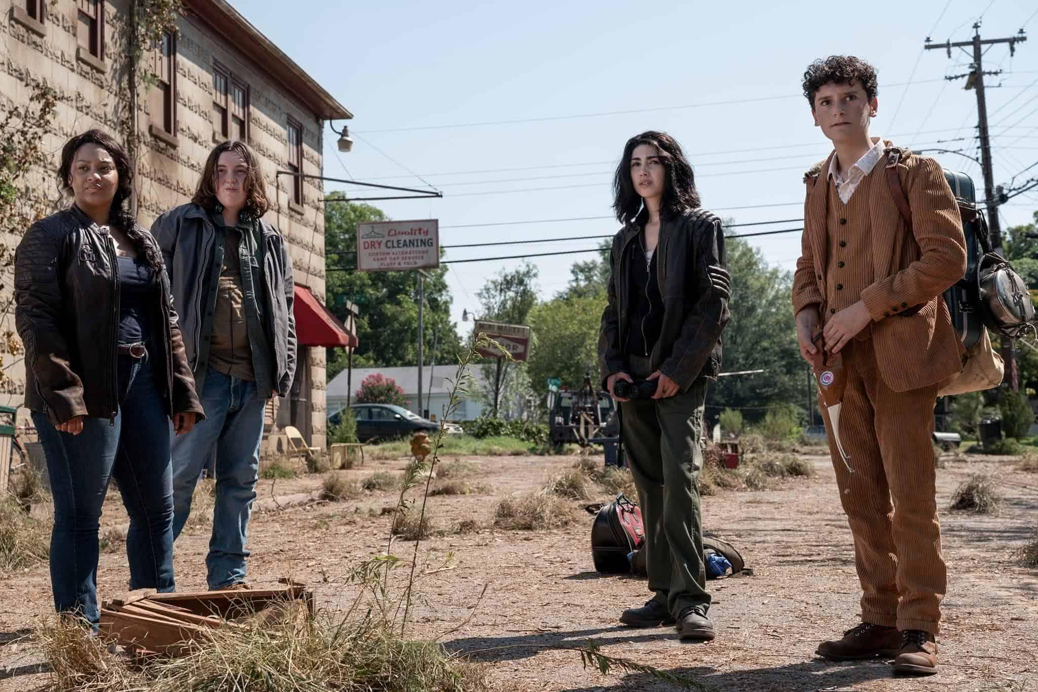 Persongens de The Walking Dead World Beyond