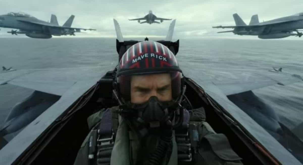 Top Gun: Maverick (Divulgação)
