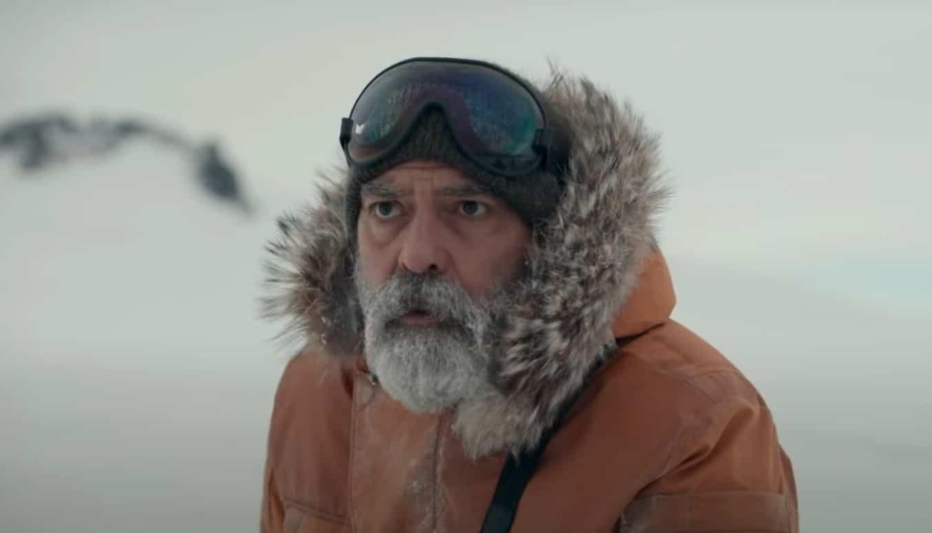 George Clooney em Céu da Meia-Noite
