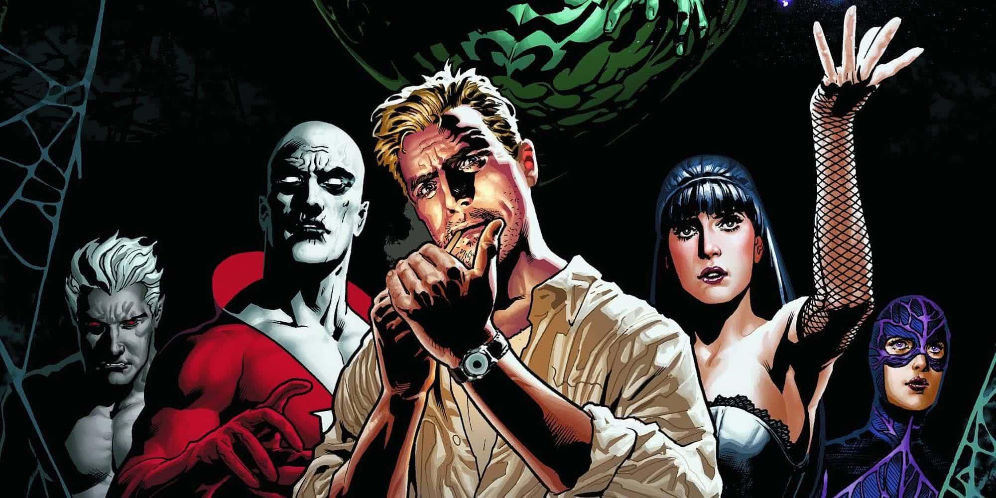 Liga da Justiça Sombria (Divulgação / DC Comics)