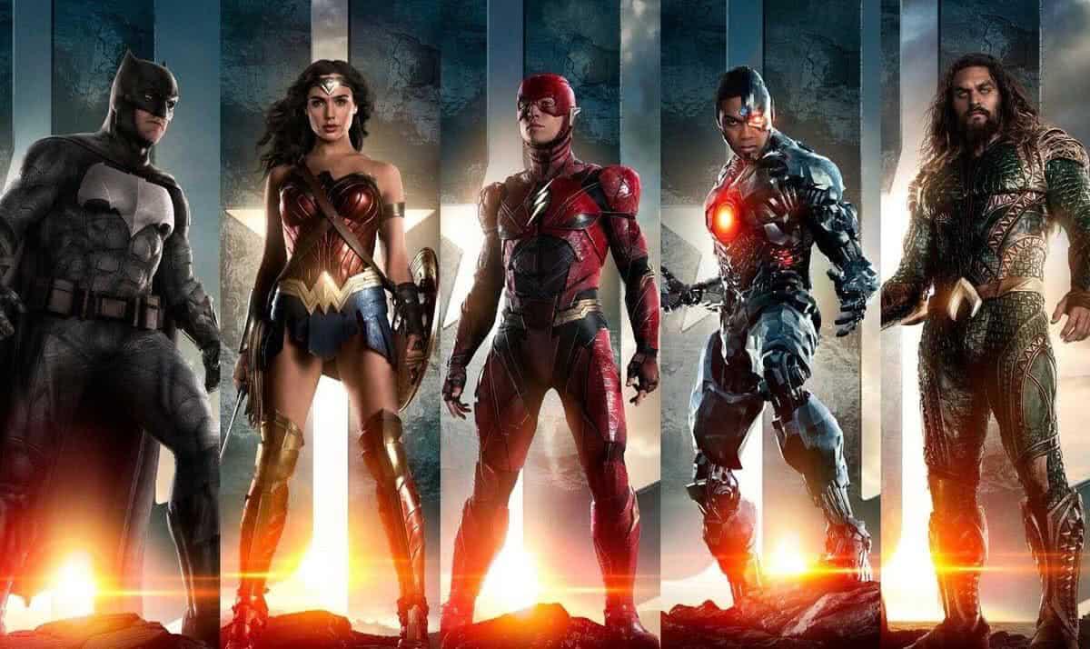 Liga da Justiça (Divulgação / DC)