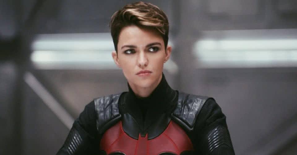 Ruby Rose em Batwoman