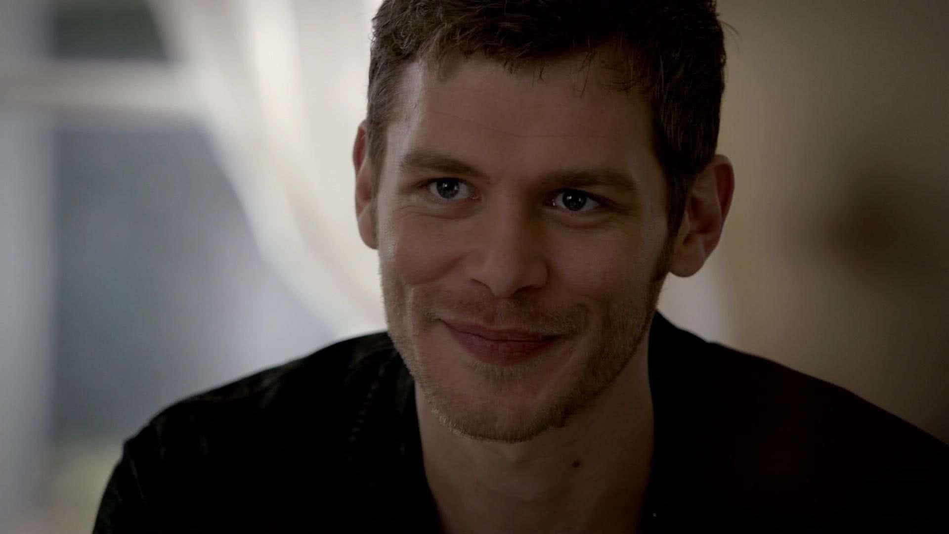 Klaus (Joseph Morgan) em The Originals (Reprodução)