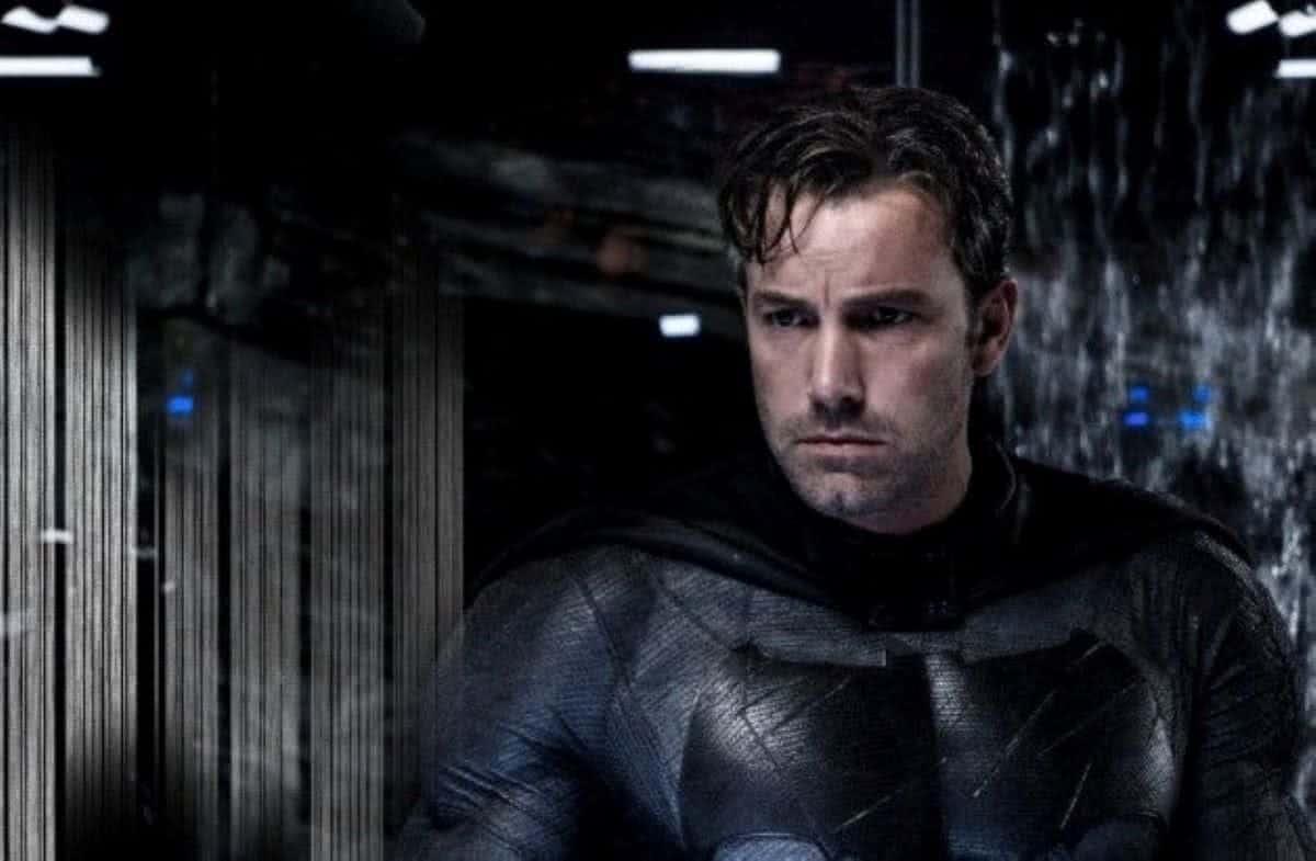 Ben Affleck como Batman (Divulgação / DC)