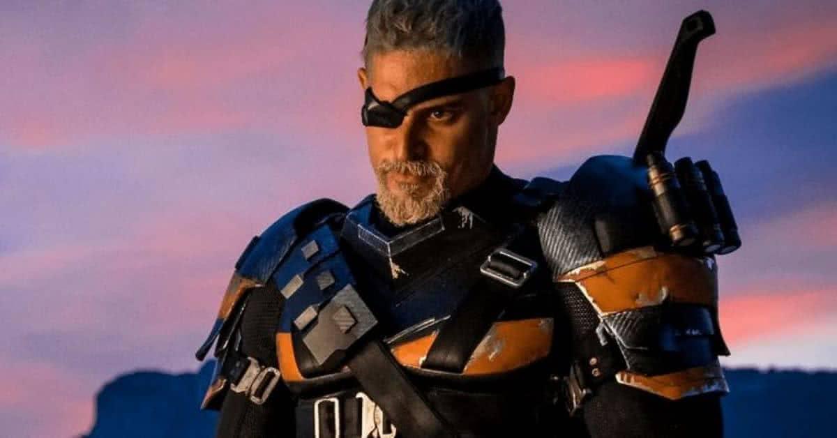 Exterminador em Liga da Justiça (Divulgação / DC)
