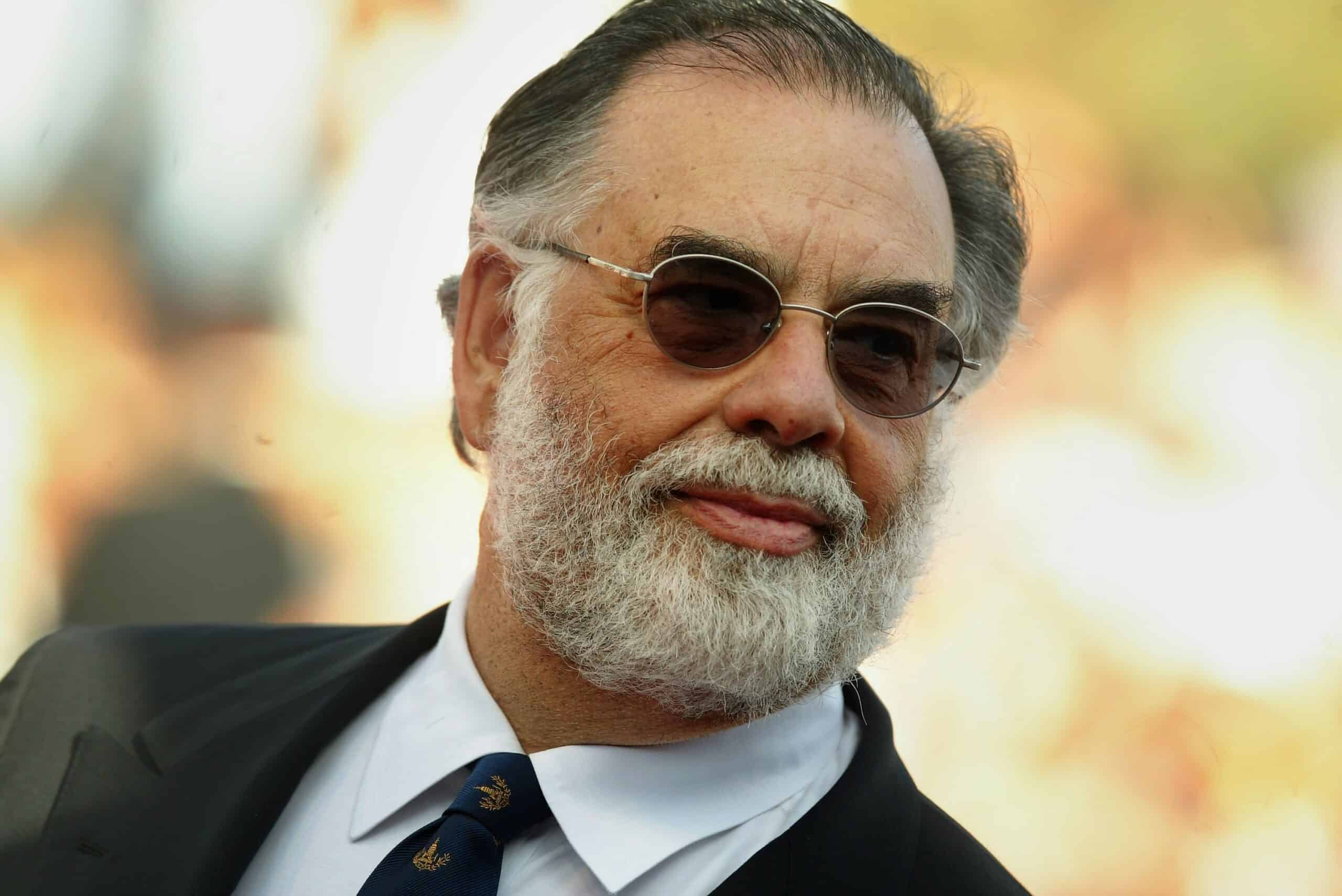 Francis Ford Coppola (Divulgação)