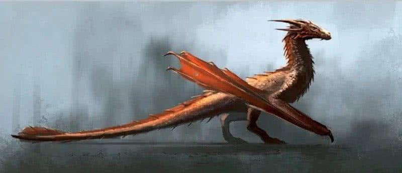 Arte de House of the Dragon (WarnerMedia/Divulgação)