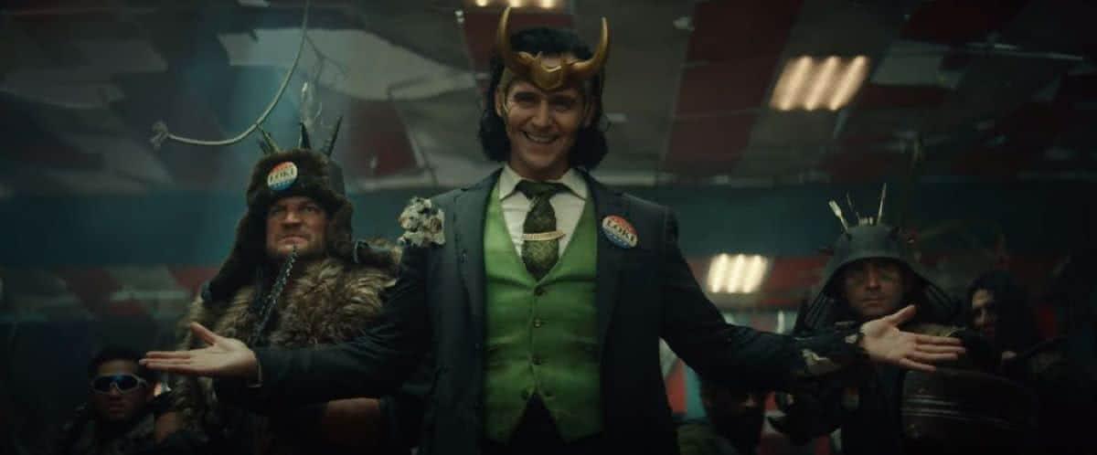 Cena de Loki (Divulgação / Marvel)