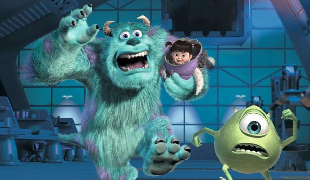 Monstros S.A. (Divulgação / Pixar e Disney)