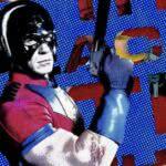 Pacificador (John Cena) em O Esquadrão Suicida (Divulgação / DC)