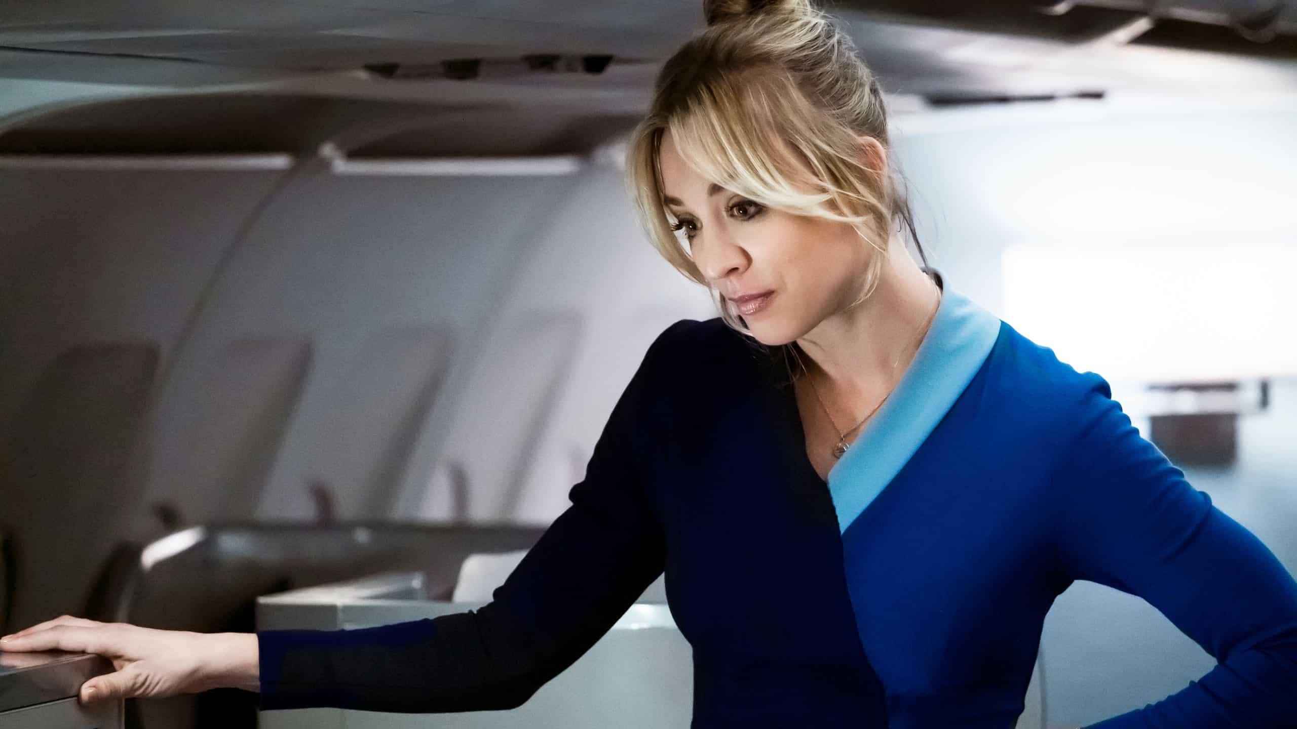 The Flight Attendant, nova série de Kaley Cuoco será renovada