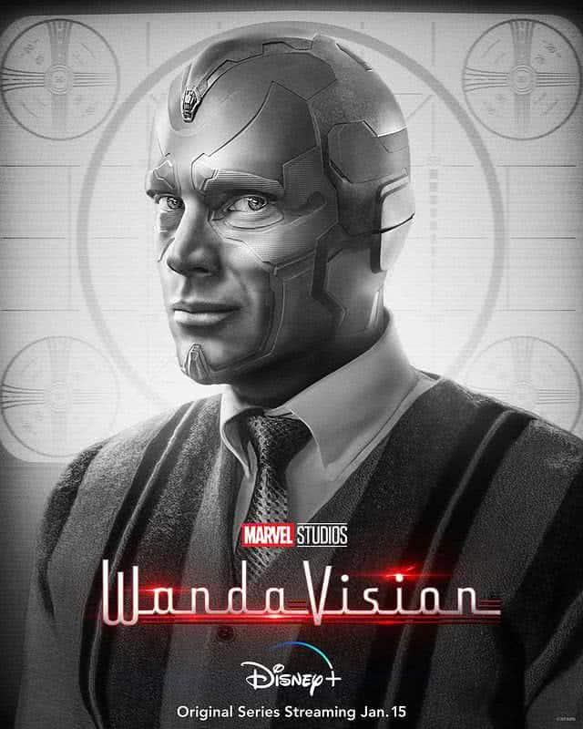 Paul Bettany em WandaVision (Divulgação / Marvel / Instagram)