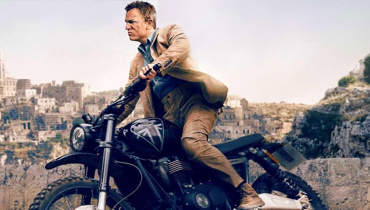 Daniel Craig em 007 - Sem Tempo Para Morrer (Divulgação/MGM)