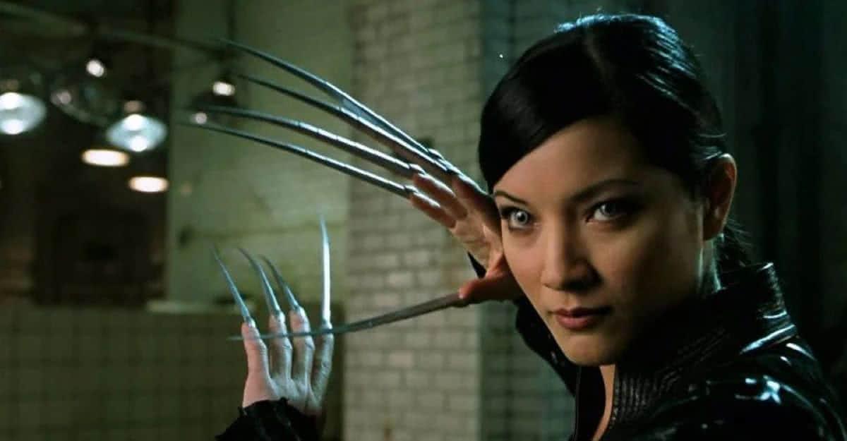 Kelly Hu como Lady Letal em X-Men 2 (Reprodução / Fox)
