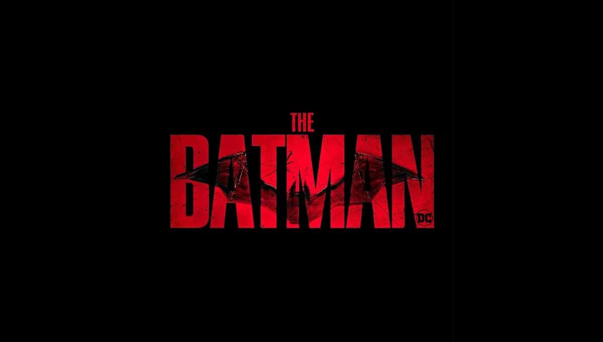 Logo The Batman (Divulgação/DC)