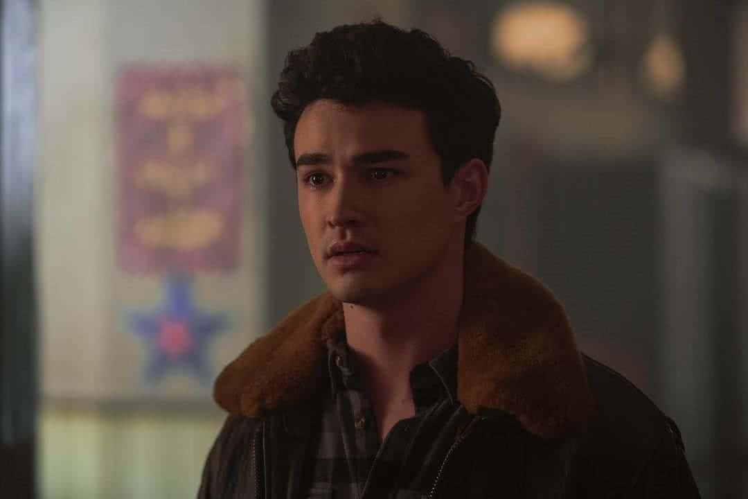 Nick (Gavin Leatherwood) em O Mundo Sombrio de Sabrina