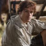 Jamie (Sam Heughan) em Outlander (Reprodução)