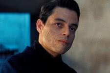 Rami Malek em 007 - Sem Tempo Para Morrer (Divulgação/MGM)