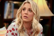 Penny (Kaley Cuoco) em The Big Bang Theory (Reprodução)