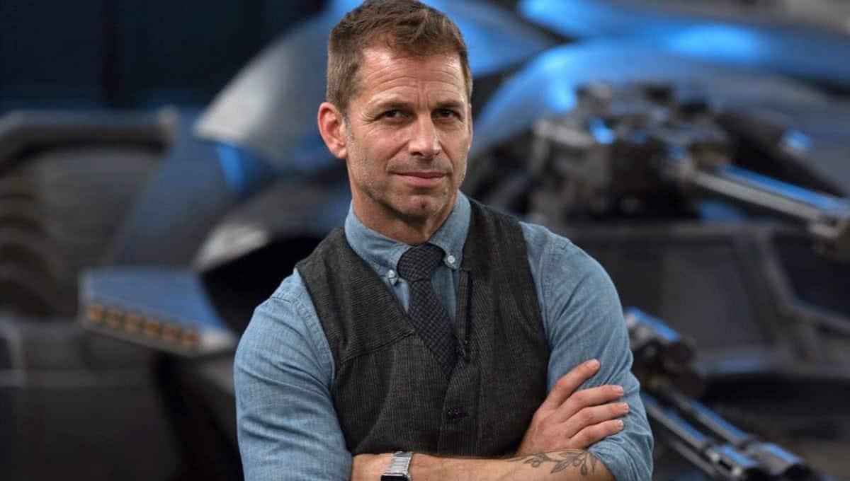 Zack Snyder (Divulgação)