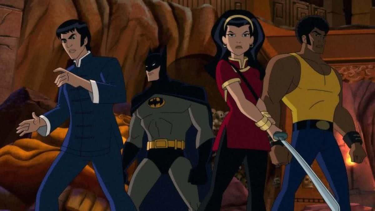 Batman: Soul of the Dragon (Divulgação / DC)