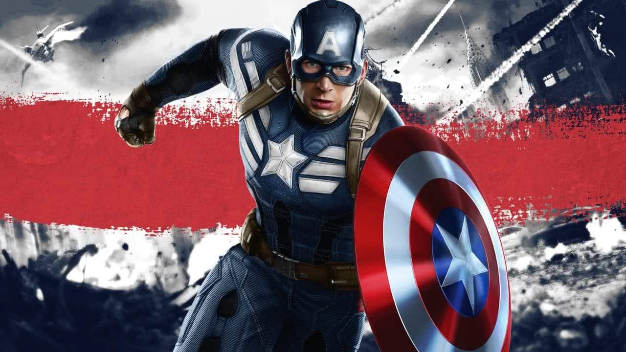 Capitão América no MCU (Divulgação / Marvel)