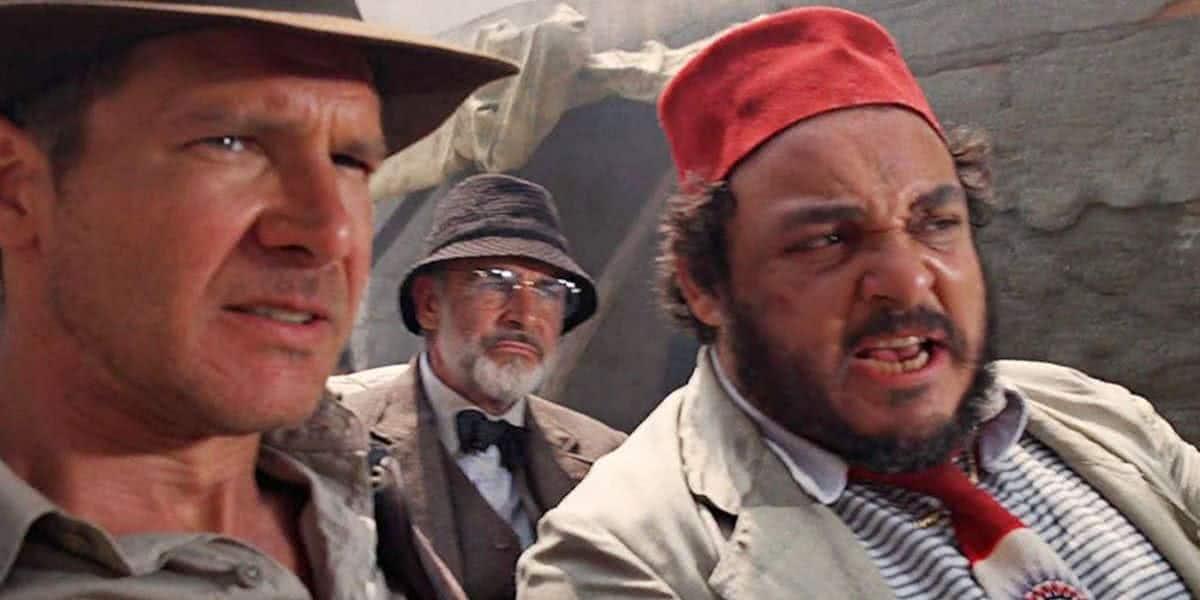 Cena de Indiana Jones (Reprodução)