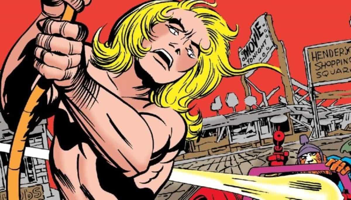 Kamandi (Divulgação / DC Comics)