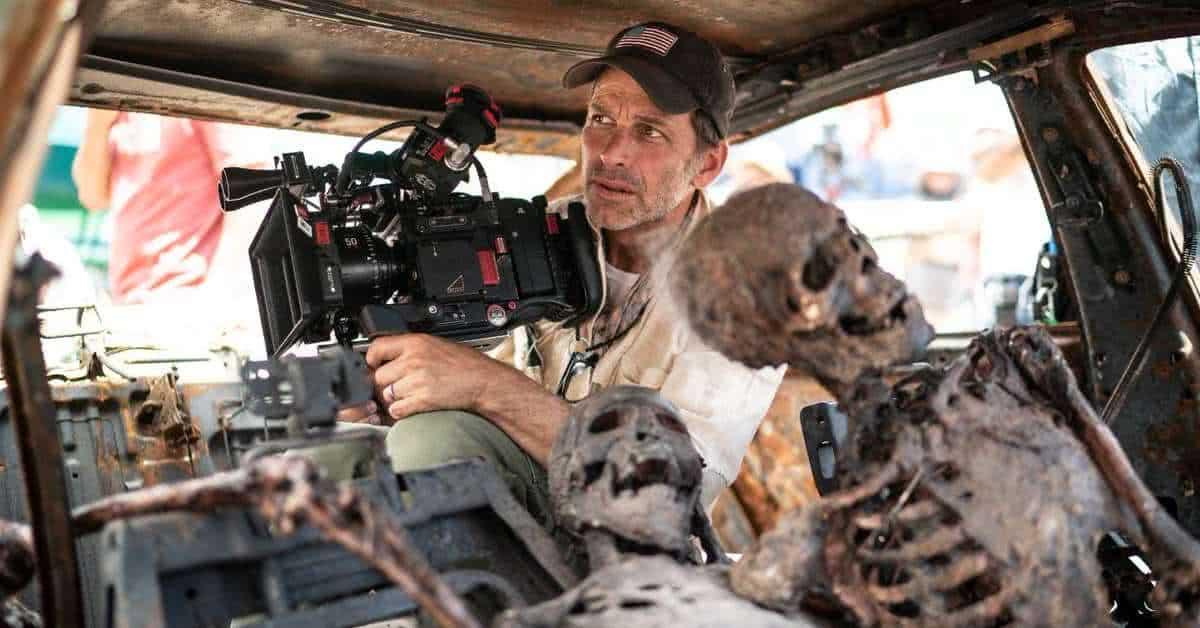 Zack Snyder em Army of the Dead (Divulgação)