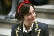 Blair Waldorf (Leighton Meester) em Gossip Girl (Reprodução)