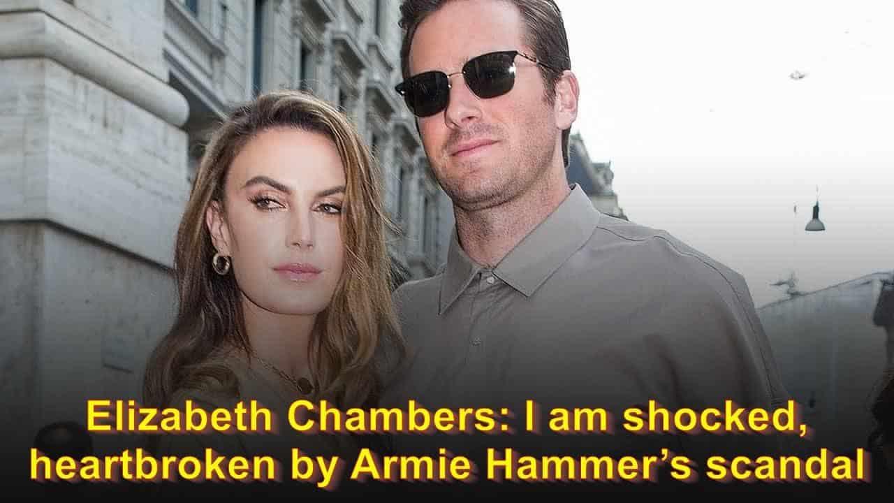 Elizabeth Chambers: (Reprodução YouTube)