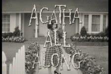 Agatha Harkness (Kathryn Hahn) em WandaVision (Reprodução / Disney+)
