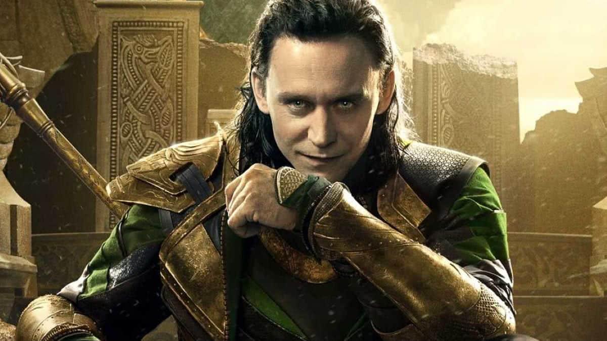 Tom Hiddleston como Loki (Divulgação / Marvel)