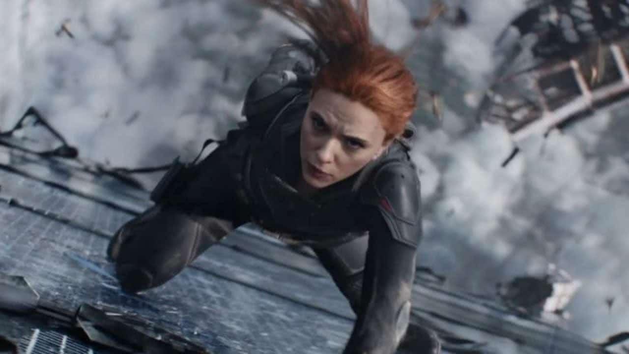 Viúva Negra (Scarlett Johansson) em Viúva Negra (Reprodução / Marvel)