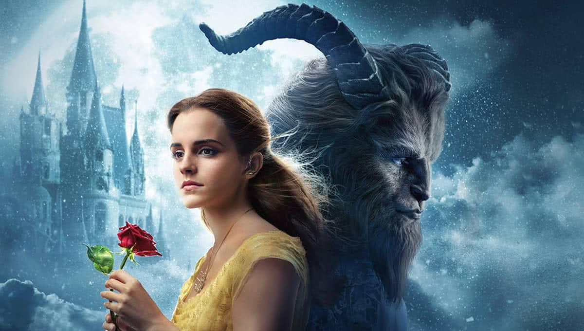 A Bela e a Fera (Divulgação / Disney)