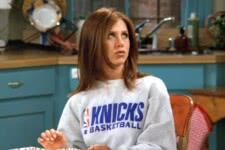 Rachel (Jennifer Aniston) em Friends (Reprodução)