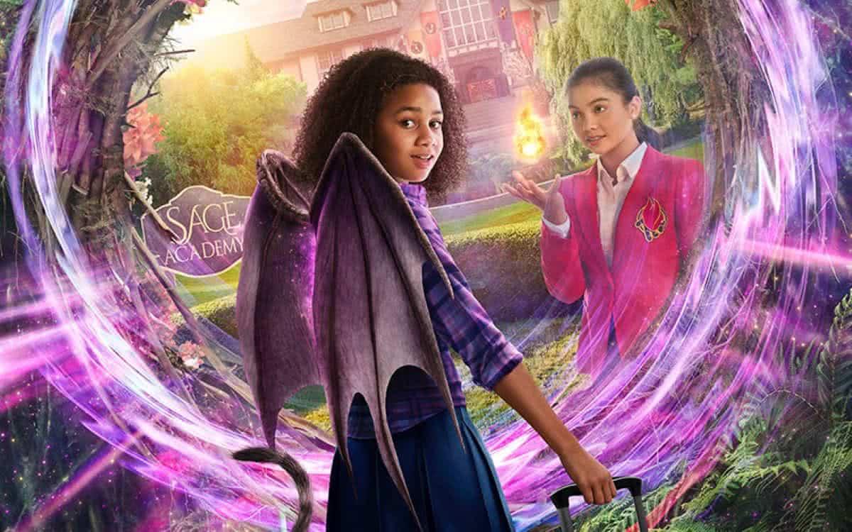Upside Down Magic: Escola de Magia (Divulgação / Disney)