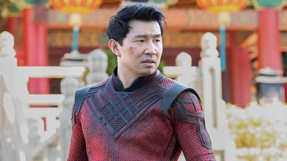 Shang-Chi (Simu Liu) em Shang-Chi e a Lenda dos Dez Anéis (Divulgação / Marvel)