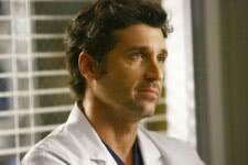 Derek (Patrick Dempsey) em Grey's Anatomy (Reprodução)