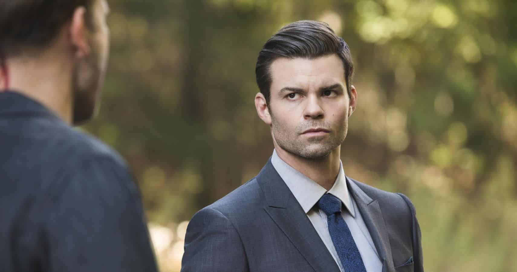 Elijah (Daniel Gillies) em The Vampire Diaries (Reprodução)