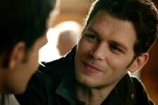 Klaus (Joseph Morgan) em The Vampire Diaries (Reprodução)