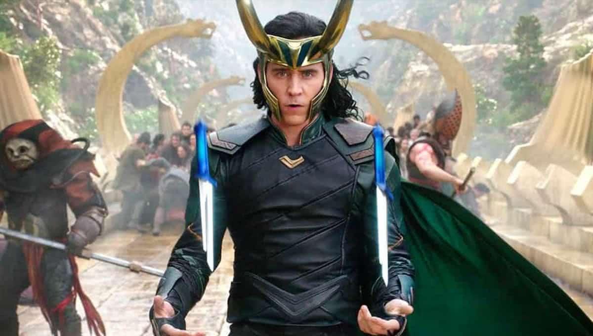 Loki (Tom Hiddleston) em Thor: Ragnarok (Reprodução / Marvel)