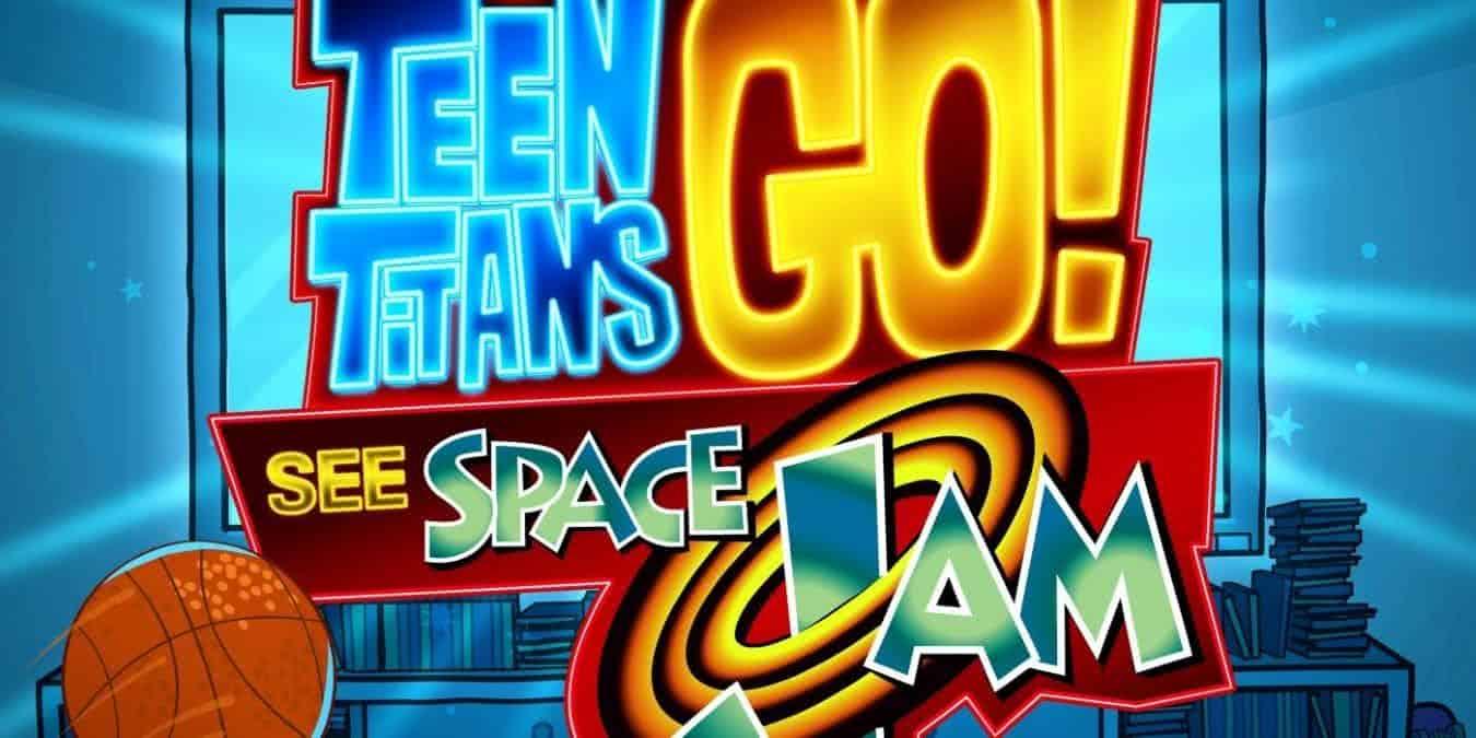 Teen Titans Go! see Space Jam (Divulgação / Cartoon Network)