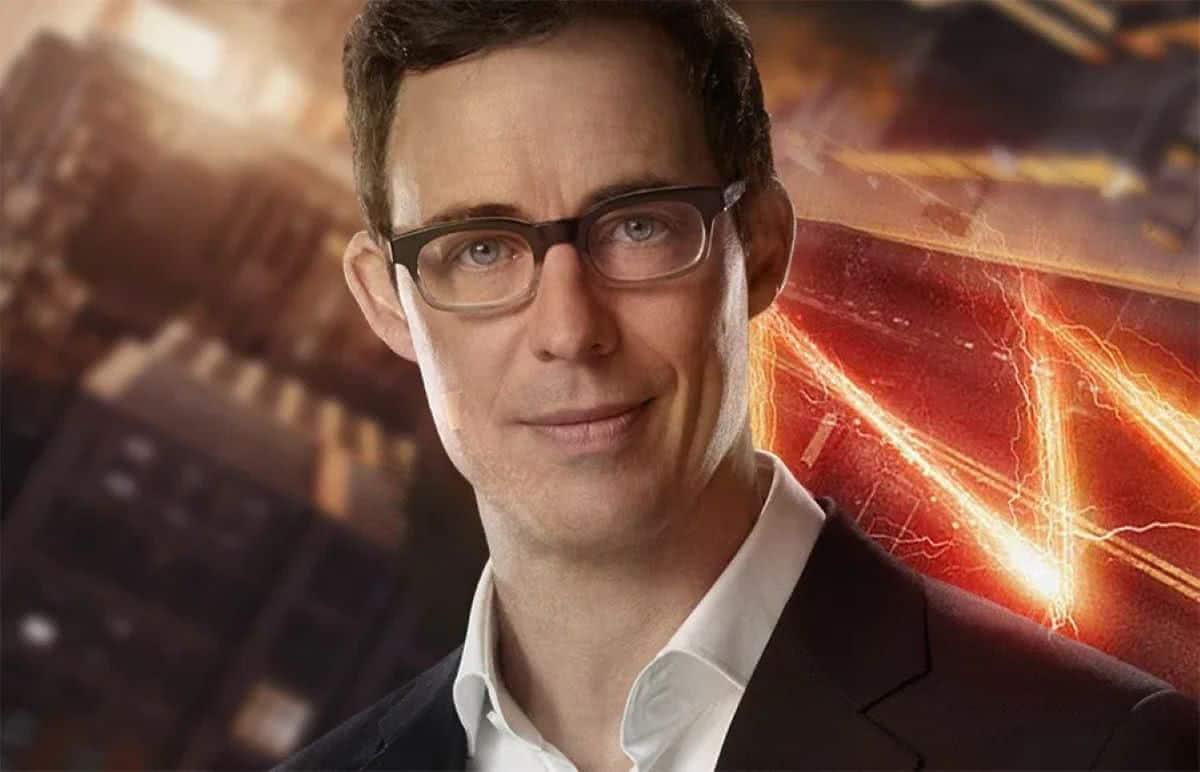 Harrison Wells (Tom Cavanagh) em The Flash (Divulgação / The CW)