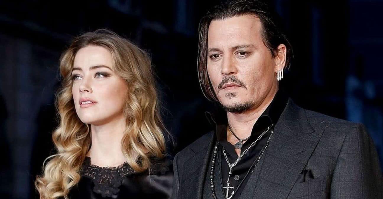 Amber Heard e Johnny Depp (Divulgação)