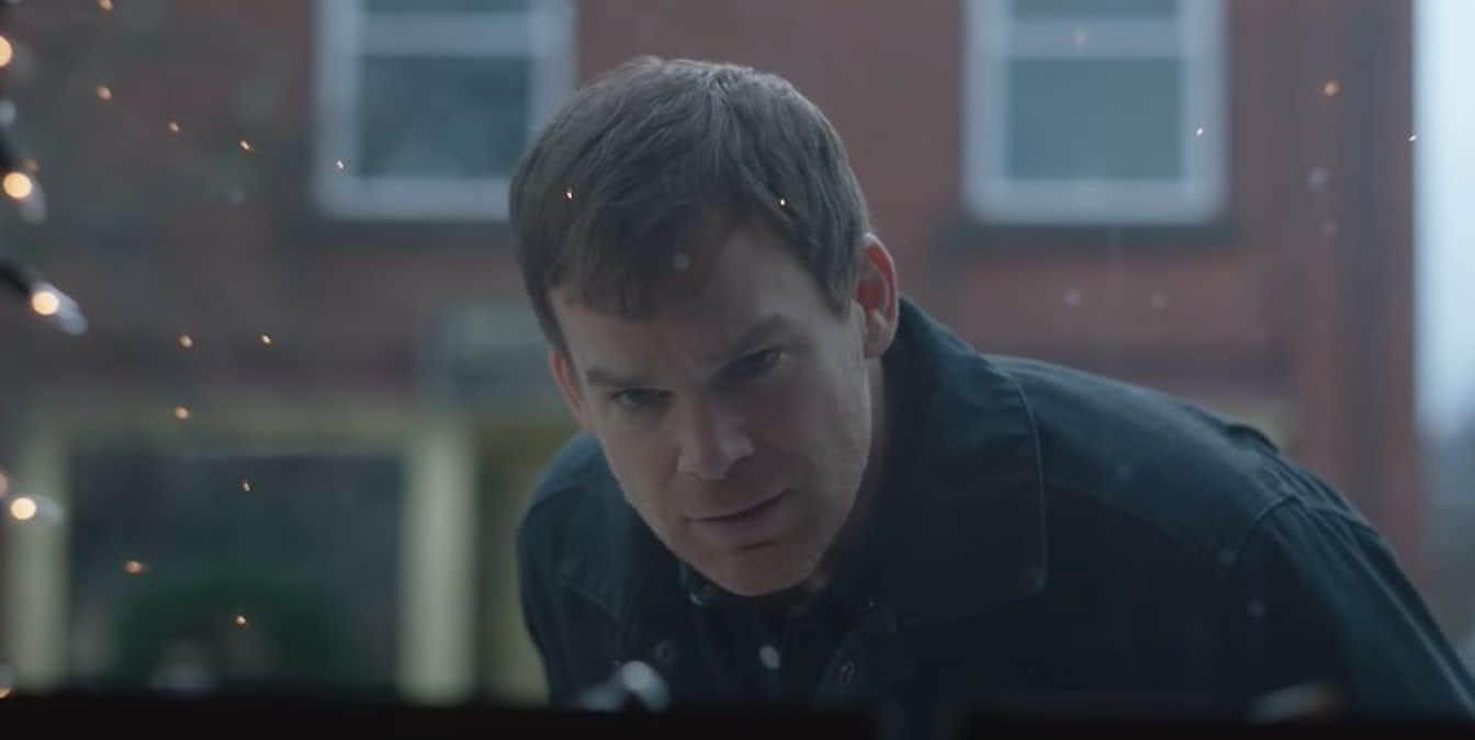 Michael C. Hall em Dexter: New Blood (Reprodução / Showtime)
