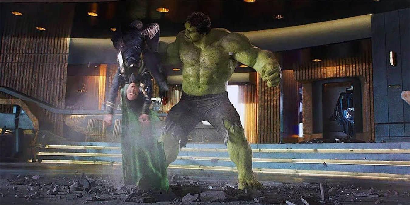 Cena de Os Vingadores (Reprodução / Marvel)